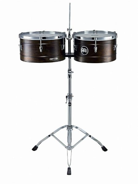 Meinl 14 x 15-inch Marathon Series Timbales - Antique Finish - MT1415RR-M